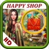 Hidden Object : Happy Shop