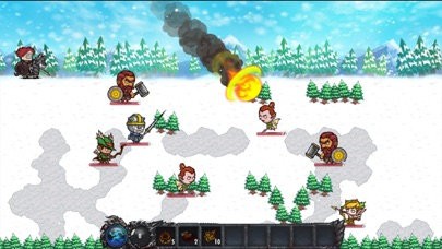 Screenshot for Clumsy Knight 2 HD in Peru App Store