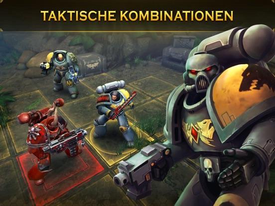 Screenshot 3 Warhammer 40,000: Space Wolf
