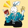 Usagi Yojimbo the Samurai Rabbit Sticker Pack