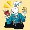 Usagi Yojimbo the Samurai Rabbit Sticker Pack