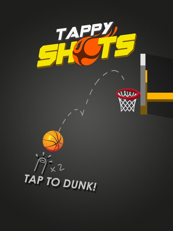 Screenshots of Tappy Shots for iPad