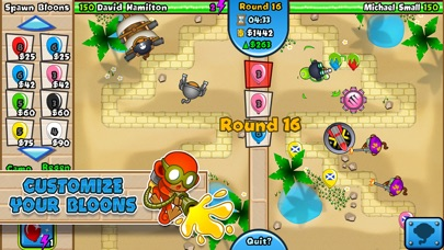 Bloons TD Battles Screenshots