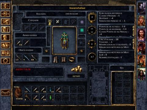 Screenshot #6 pour Baldur's Gate