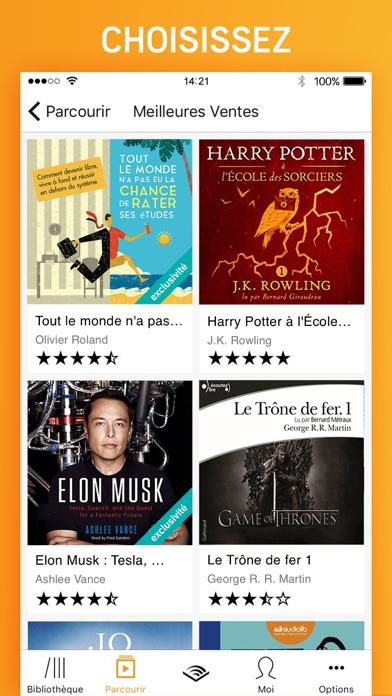download Audible - Livres audio apps 3