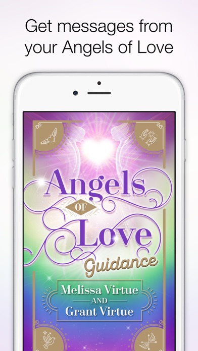 Angels of Love Guidance - Melissa and Grant Virtue Screenshot