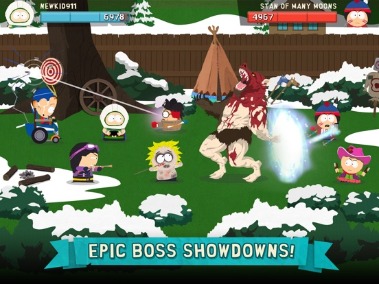 South Park: Phone Destroyer™ Screenshots