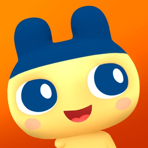 My Tamagotchi Forever app for ipad
