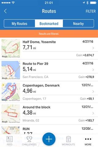 Map My Run by Under Armour screenshot 4
