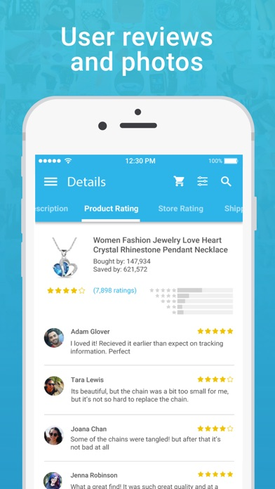 download Wish - Shopping Made Fun apps 1