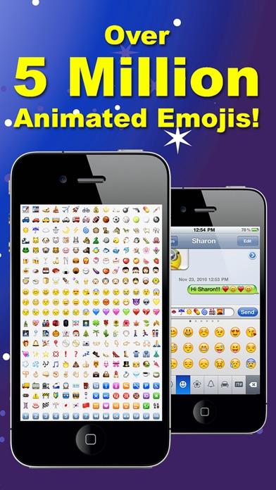 3D Animations + Emoji Icons Screenshot