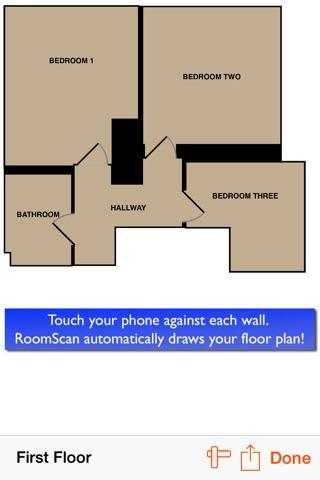 RoomScan Pro screenshot 1