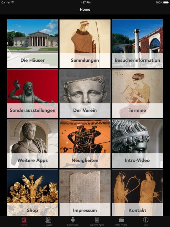 Antike am Königsplatz Screenshot