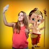 Ganesh Photo Frames - Selfie With Lord & DP Maker