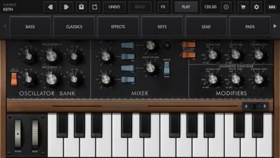 Minimoog Model D Screenshot 3
