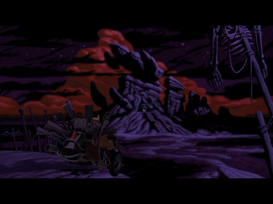 Full Throttle Remastered Screenshots