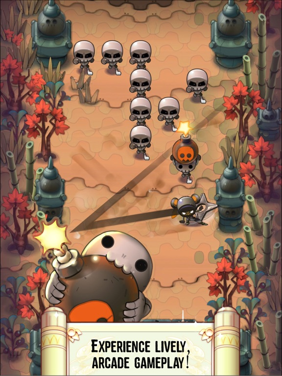 Nindash: Skull Valley для iPad