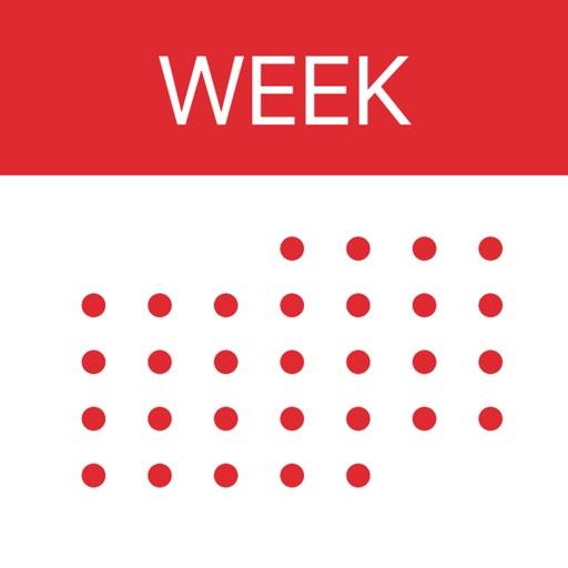周历HD:Week Calendar HD