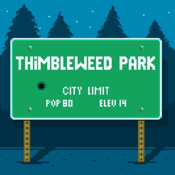 Thimbleweed Park app for iphone