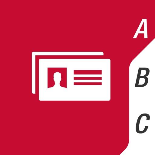 Business card reader plus scan ocr contact information from app business card scanner reader ios colourmoves