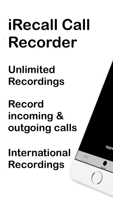 download iRecall Call Recorder appstore review