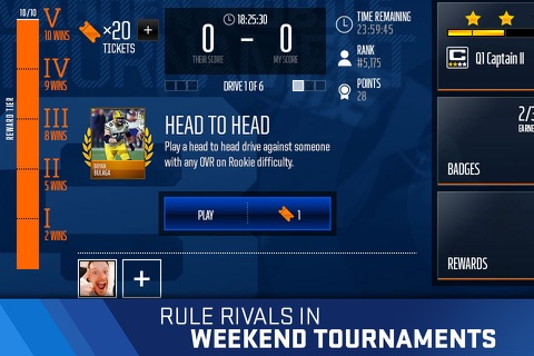 MADDEN NFL Football screenshot 4