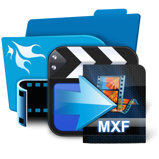 AnyMP4 MXF转换器 AnyMP4 MXF Converter    For Mac