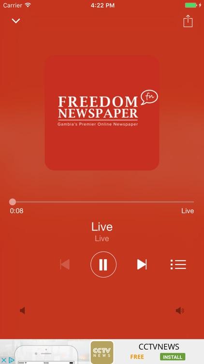 freedom newspaper online