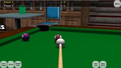 3D台球游戏截图4