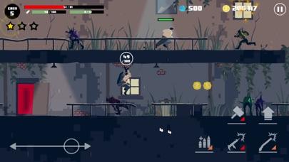 Dead Rain :  新しいゾンビウイルス screenshot1