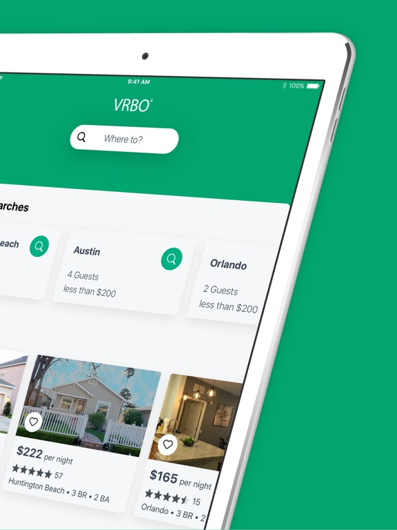VRBO is an online travel vacation based portal that offers service related for booking of house during peoples stay in the city. The vrbo listed by various property owner and the website enable users to create and edit his/her account information. So don't forget to download vrbo app for mobile device.