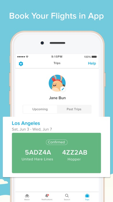 download Hopper - Watch & Book Flights apps 4