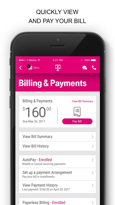 download T-Mobile apps 0