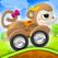 适合幼儿和儿童的动物赛车