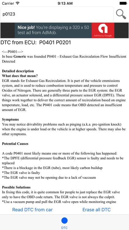 OBD2 scanner & fault codes description: OBDmax by Vladislav Karpenkov