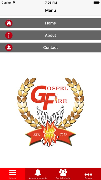 GFN - Gospel Fire Network screenshot 1