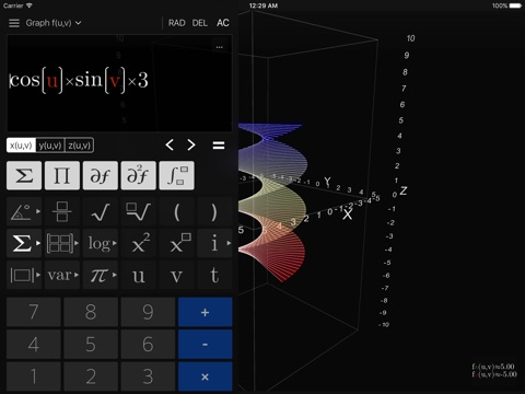 Visual MATH 4D screenshot 4