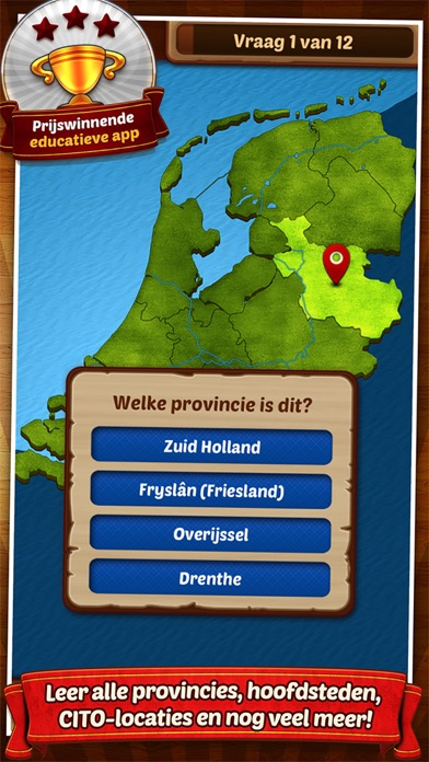 Topo Nederland Pro Screenshot