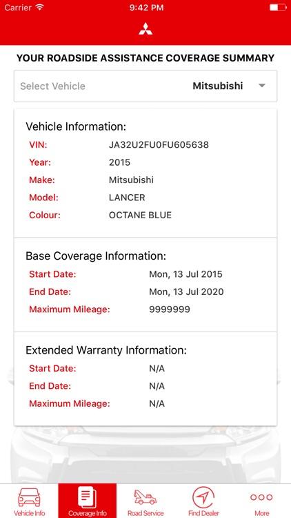 Mitsubishi Roadside Assistance By Club Auto Roadside Services Ltd - Mitsubishi roadside