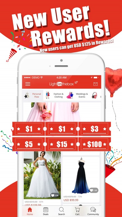Jun 02,  · The latest LightInTheBox App can easily take you through a fantastic shopping journey. We offer more than a million trending items, ranging from Fashion, Wedding, Prom, Home, Lifestyle, Electronics, and Gadgets/5(K).