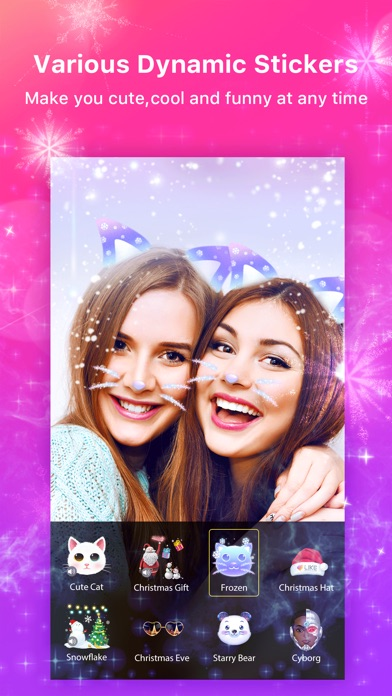 download LIKE -Magic Music Video Editor apps 1