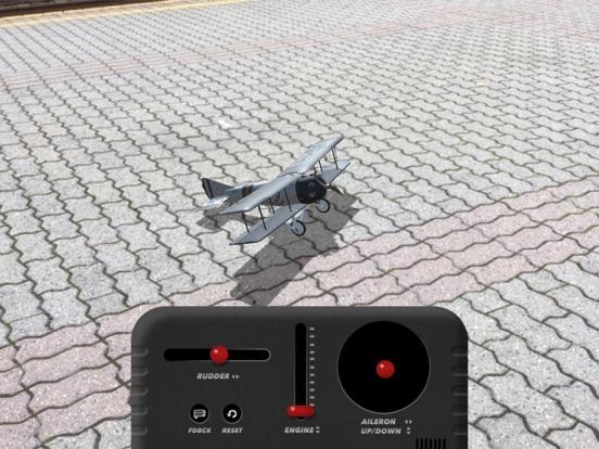 AR Airplanes на iPad
