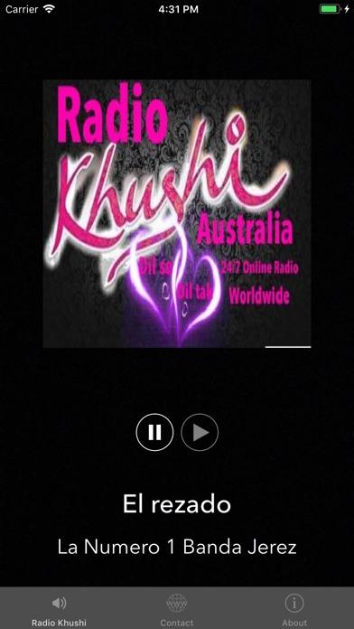 Screenshot #2 pour Radio Khushi Australia