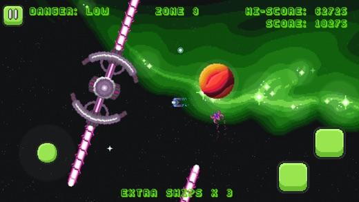 Beyond Helios   Space Shooter Screenshots