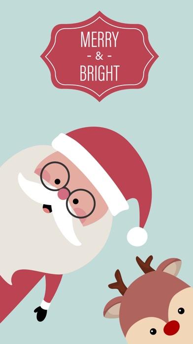 Animated Merry Moji Christmas