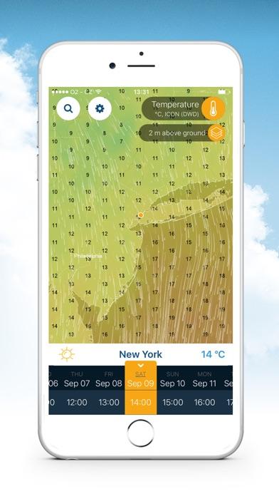 Ventusky screenshot 3