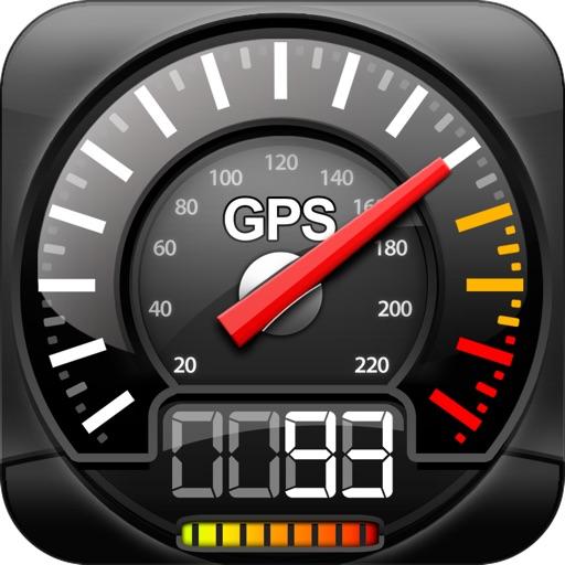 测速导航仪:Speedometer GPS+【车旅达人之选】
