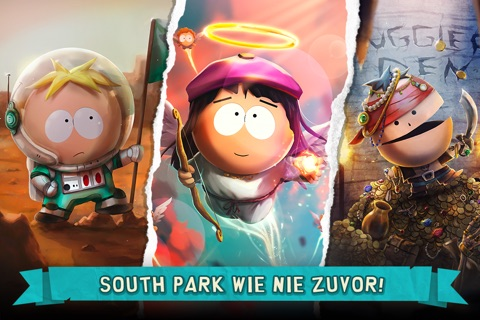 South Park: Phone Destroyer™ screenshot 4