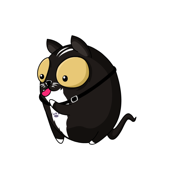 Andy The Cat Stickers app review