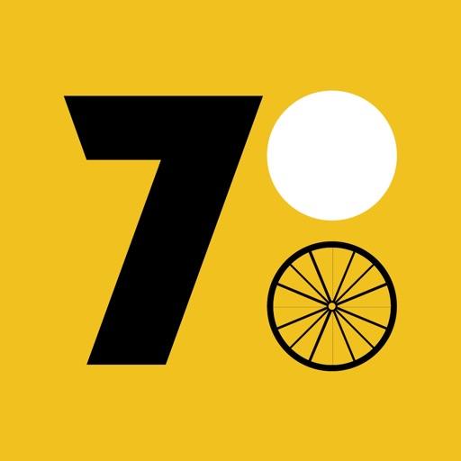 700BIKE app icon图